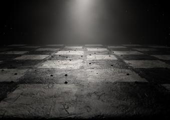 Chessboard Dark