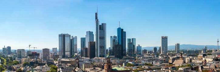 Frankfurt Skyline Fototapete