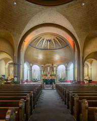 Basilica of Mission San Francisco de Asís (Mission Dolores) in San Francisco, California