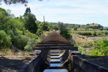 Aquädukt bei Portimao, Portugal