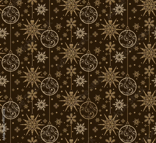 snowflake template pattern christmas decoration stock image and