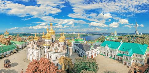 Fotobehang Kiev Kiev. Ukraine. Kiev Pechersk Lavra.