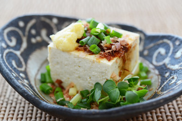 おいしそうな島豆腐