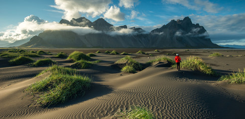 Stokksnes, southern Iceland