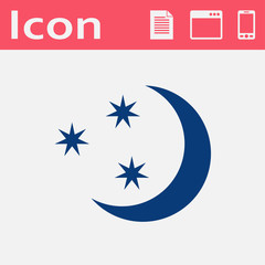 icon of starry night