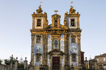 Church of Saint Ildefonso, Porto, Portugal