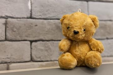 Retro Teddy Bear toy