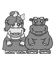couple love couple in love pretty dress girl woman female girl sexy dick funny comic sweet little cute baby hippo happy child