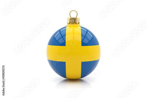 weihnachtskugel schweden stockfotos und lizenzfreie bilder auf bild 119809370. Black Bedroom Furniture Sets. Home Design Ideas