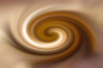 Braun Goldener Hintergrund