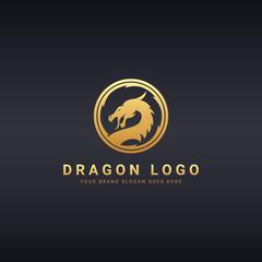 Dragon logotype.
