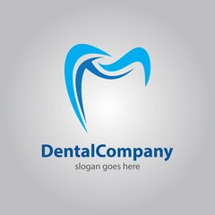 dental icon logo template
