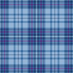 Tartan plaid seamless pattern vector background