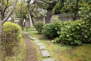 Sumida Park in Tokyo