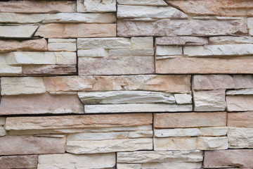 Pattern of grey and rough sandstone wall texture and backgroundArt sandstone texture background, natural surface