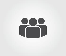 Group of Three People