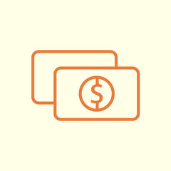 money line icon