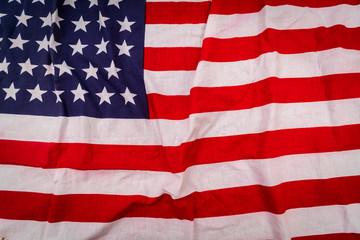 Flag of United States of America .