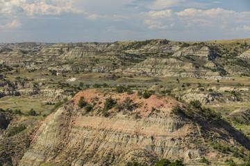 Badlands Scenic Landscape