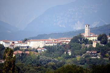 Citàt di San Dènel San Daniele del Friuli  Friuli-Venezia Giulia Fotomurales