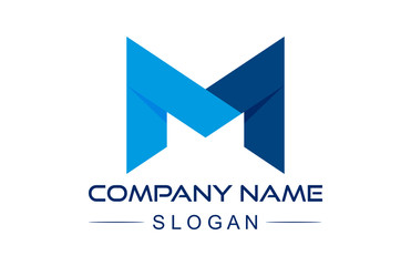 logo leter m