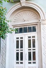 Красивые части зданий кона балконы кирпич текстура архитектура