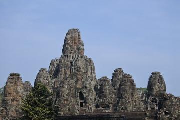 Der Bayon von Angkor Thom