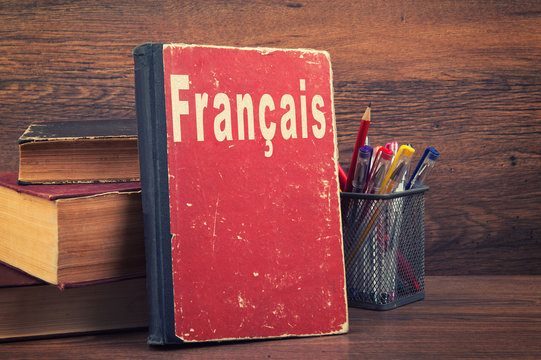 learning French concept