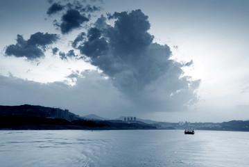 China's largest rivers: the Yangtze