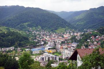 View of Idrija