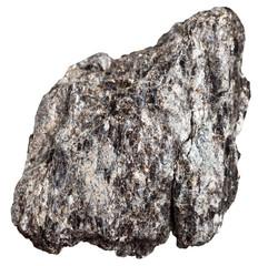 quartz biotite schist mineral isolated