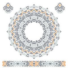 Ethnic Ancient Ornament