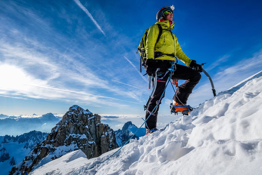 Mountain ascent