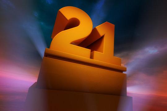 Big Number 21