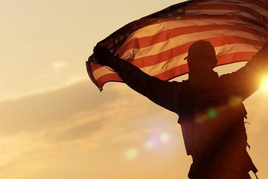 American Flag Celebration
