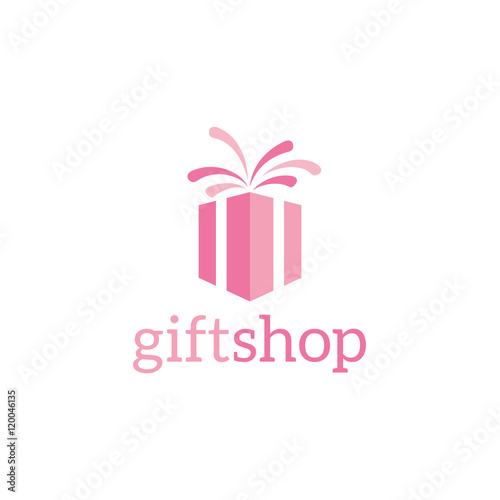 quot gift shop logo design vector quot stock image and royalty free vector files on fotolia com pic