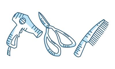 Icon Hair Cutting Tools