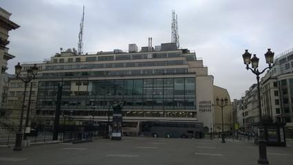rue de Paris architecture
