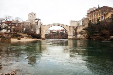 Mostar, Bosnia and Hercegovina.