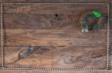 Brown, rustic, old, rough, wooden background, boards of solid, mahogany