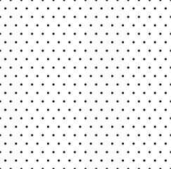 Seamlessly repeatable pattern with dots, circles. Monochrome abs