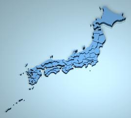 Japan 3D