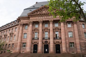 Landeshaus in Wiesbaden, Hessen