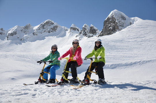 Snowbike Group