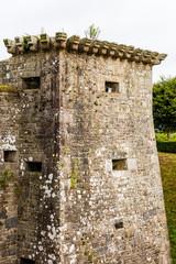 Château de Kerjean - Burg in der Bretagne