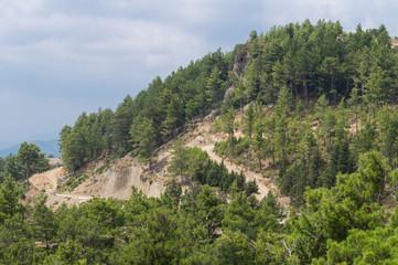 Landschaft in der Manavgat