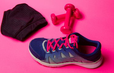 Sport equipment for woman