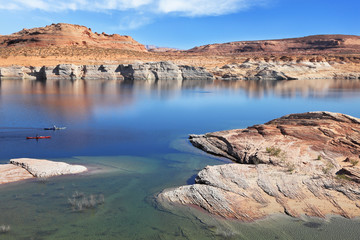 Bottling magnificent Lake Powell