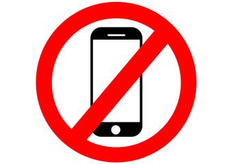 Handyverbot; Piktogramm; ausschalten; Verbotsschild; Hinweis; mobil; telefonieren;
