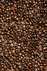 Coffee Beans Background./Coffee Beans Background